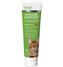 Tomlyn Cat Lysine Supplement Gel 5oz