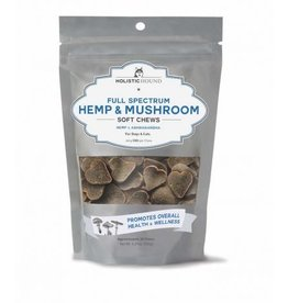Holistic Hound Hemp & Mushroom Soft Chews 5.29 oz