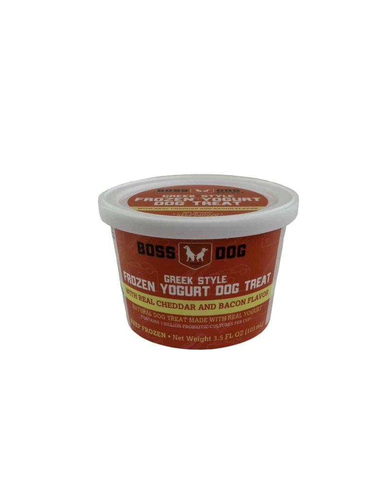 Boss dog Frozen Yogurt Cheddar & Bacon