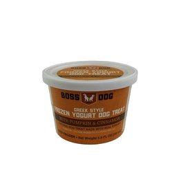Boss dog Frozen Yogurt Cup Pumpkin & Cinnamon