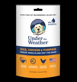 Under the Weather Bland Diet Chicken and Pumpkin