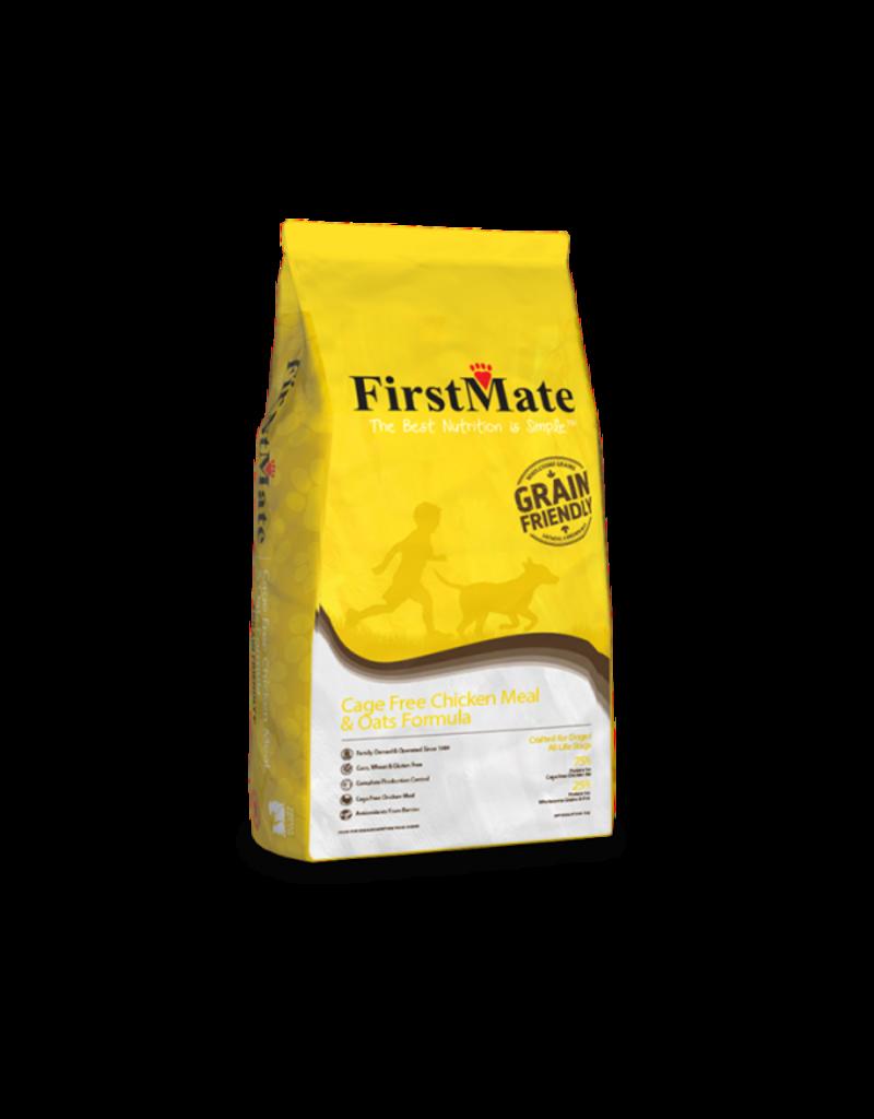 FirstMate Chicken & Oats 25lb