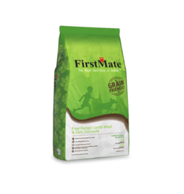 FirstMate Free Range Lamb & Oats 25lb