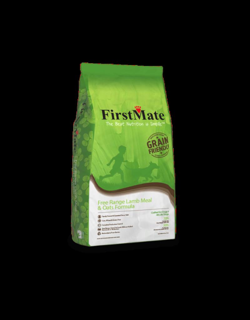 FirstMate Free Range Lamb & Oats 25lb