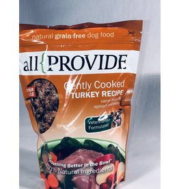 All Provide Frozen Gently Cooked Turkey 2lb