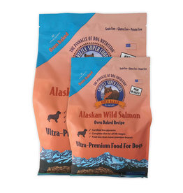 Grizzly Pet Products Grizzly Dog Food Oven Baked Salmon 1lb