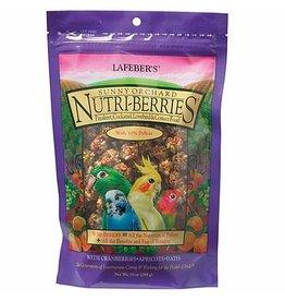 Lafeber's Sunny Orchard Nutri-Berries Parakeet, Cockatiel, Lovebird & Conure Food 10oz