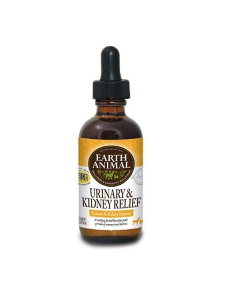 Earth Animal Urinary & Kidney Relief 2oz