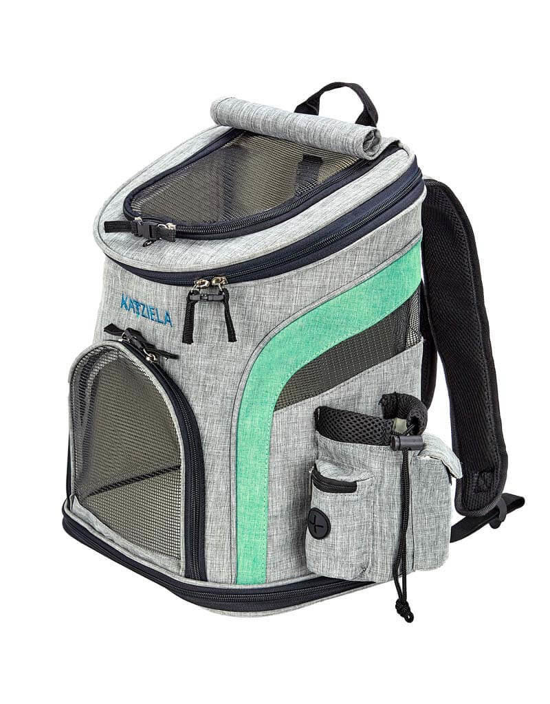 Katziela Voyager Backpack Green