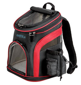 Katziela Voyager Backpack - Red