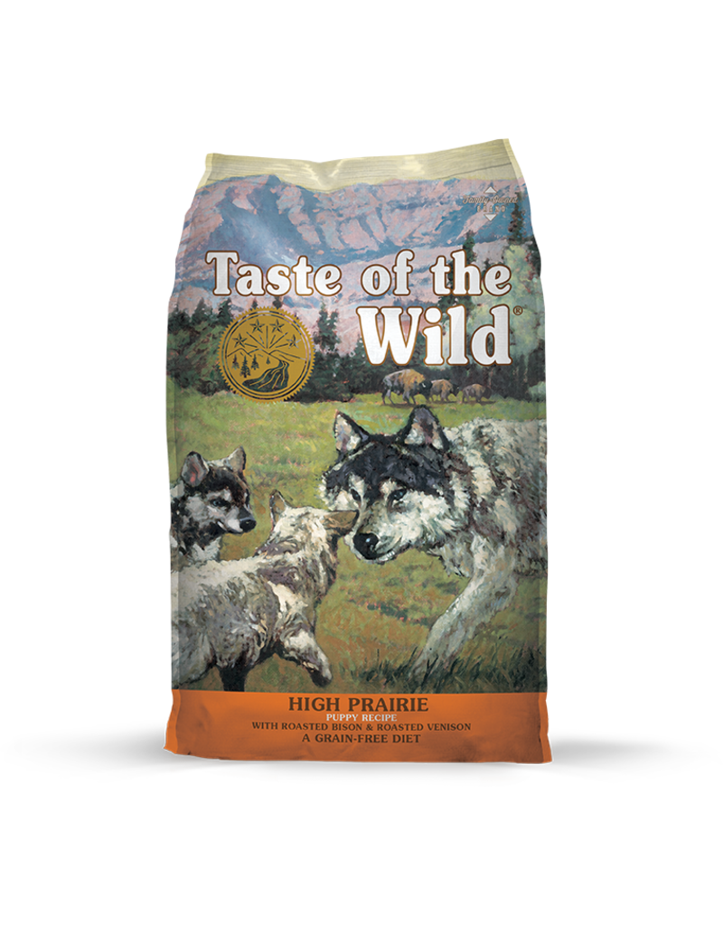 Taste of the Wild Taste of the Wild High Prairie Puppy 14lb