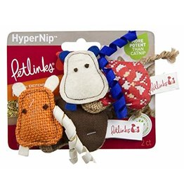 Petlinks Hyper Hippo 2 Pack Happynip