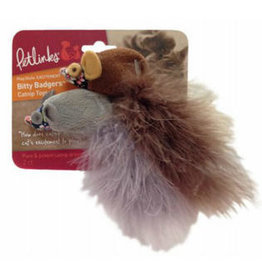 Petlinks Bitty Badgers 2 Pack