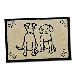 Loving Pets Bella Food & Water Mat Pals
