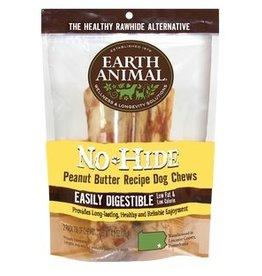 Earth Animal No Hide Peanut Butter Medium 2 pack