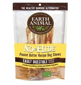 Earth Animal No Hide Peanut Butter Medium 2pk