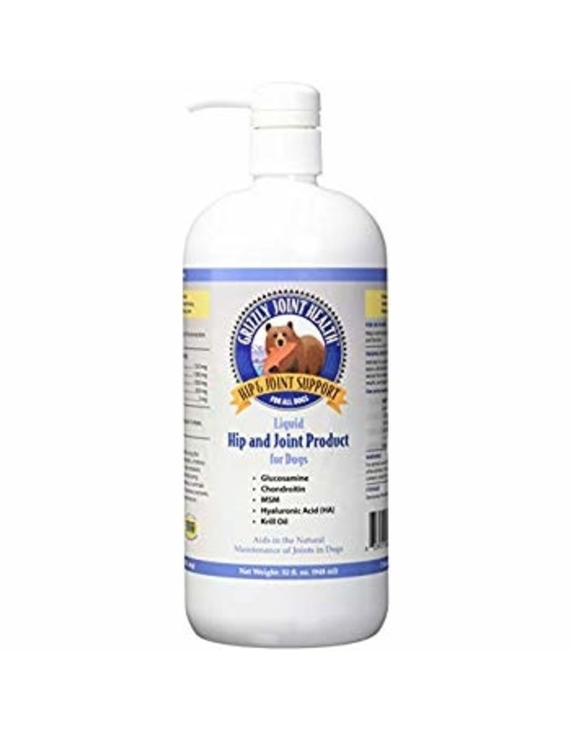 Grizzly Pet Products Hip & Joint Aid 16oz
