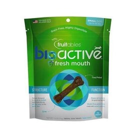 Fruitables Bioactive Fresh Mouth Small Dog Chews 15ct