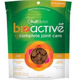 Fruitables Bioactive Complete Joint Care Dog Treats 6oz