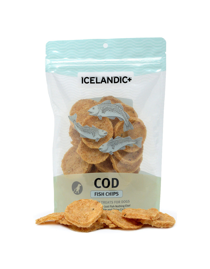 Icelandic+ Cod Fish Chips 2.5oz