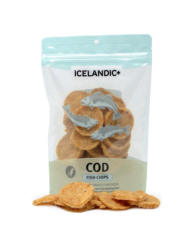 Icelandic+ Fish Treat Cod Chips 2.5oz