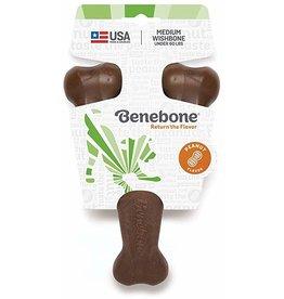 Benebone Benebone Wishbone Med Peanut