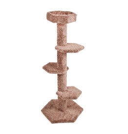 North American Pet Premium Cat Tower w/3 Shelves
