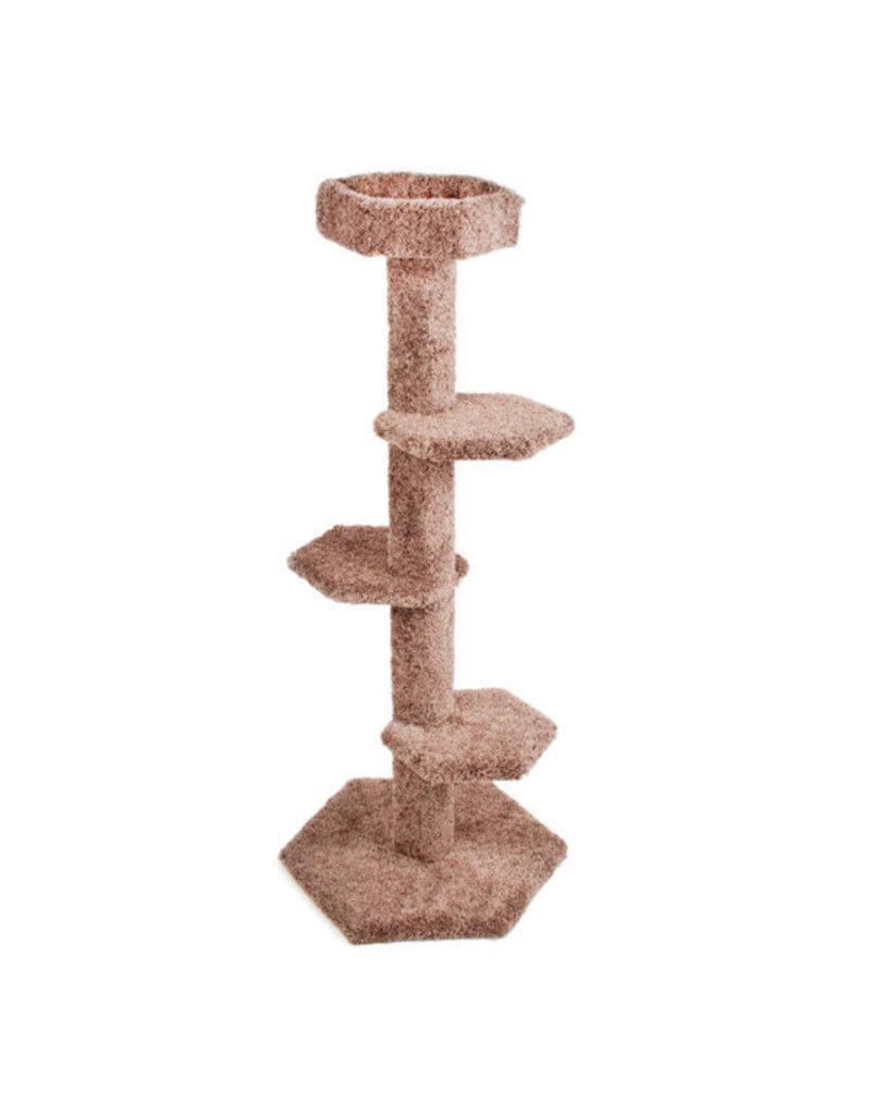 North American Pet Premium Cat Tower w/3 Shelves