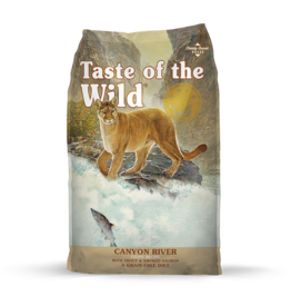 Taste of the Wild Canyon River Feline 14lb