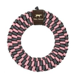 """Tall Tails Ring Pink 6"""""""