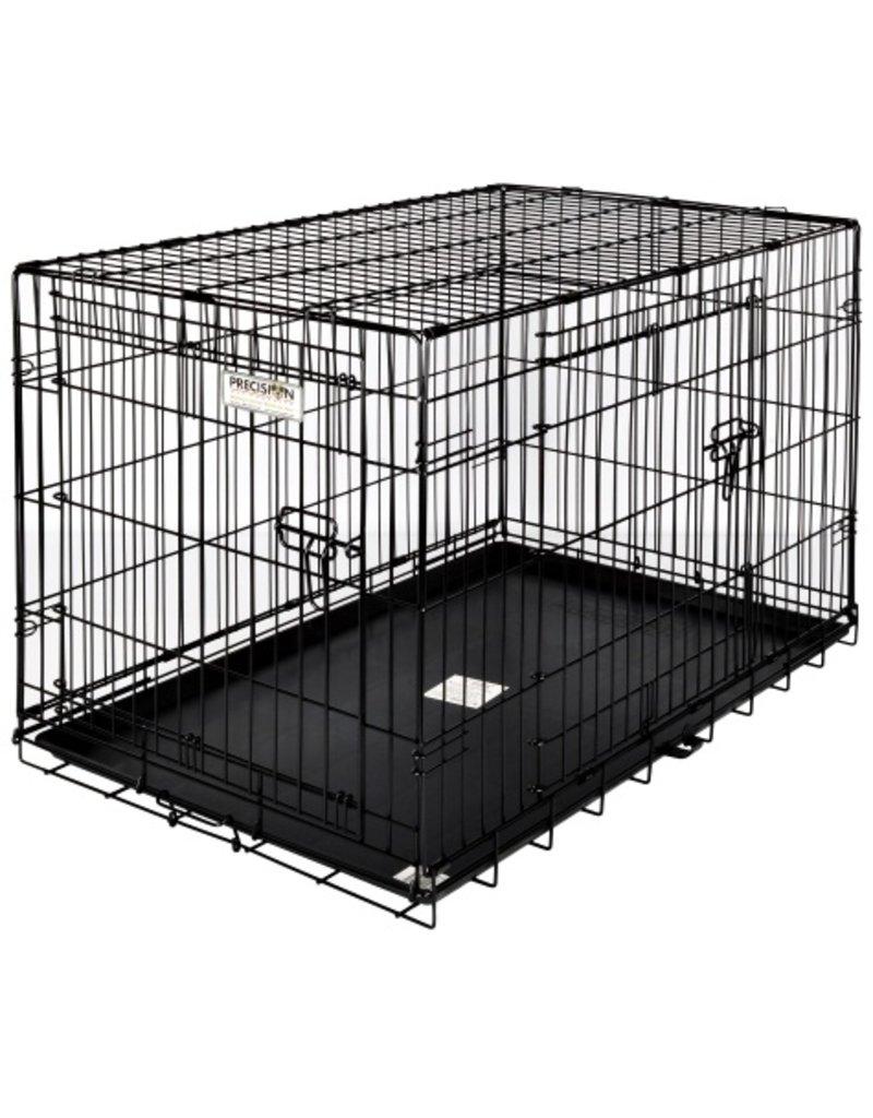 Precision Pet Products Precision Dog Crate 2 door 24x18x19