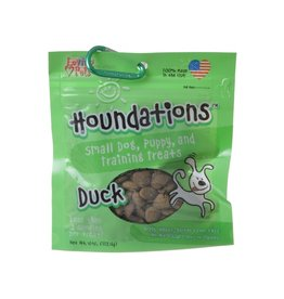Loving Pets Houndations Duck Training Treats 4oz