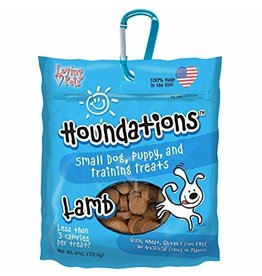 Loving Pets Houndations Lamb Training Treats 4oz