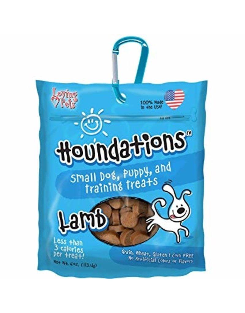 Loving Pets Houndations Lamb Training Treats 4oz