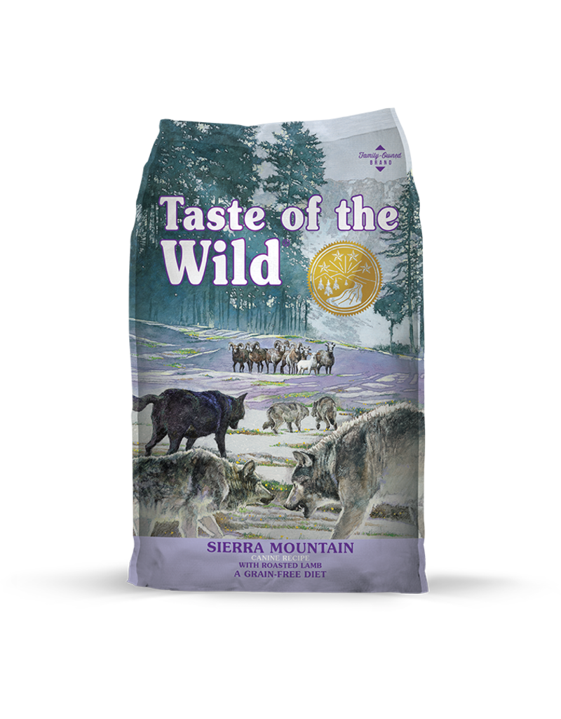 Taste of the Wild Sierra Moutain Canine 14lb