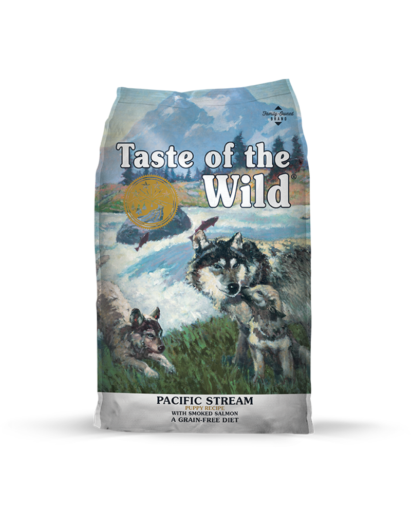 Taste of the Wild TOW PACIFIC STRM SLM PUP 28#