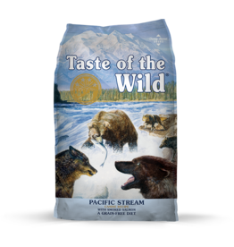 Taste of the Wild Pacific Stream Canine 28lb