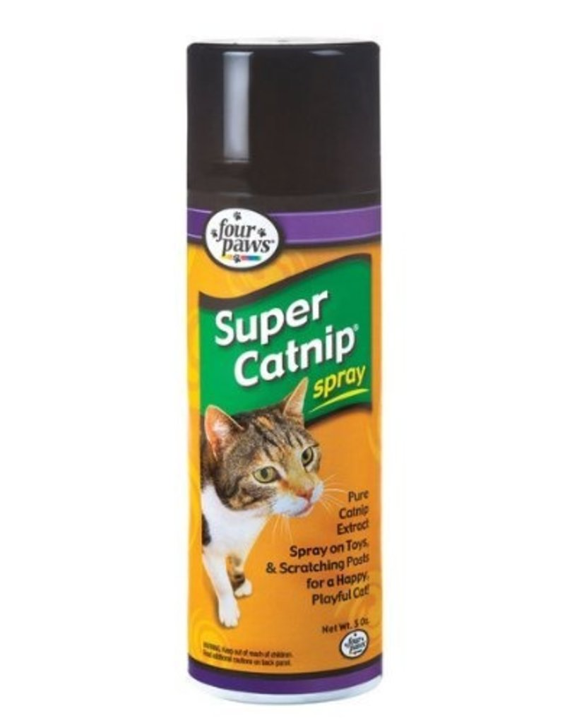 Four Paws FOU TREAT SUPER CATNIP SPRAY
