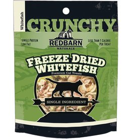 Red Barn Freeze Dried Whitefish Treat  .75OZ