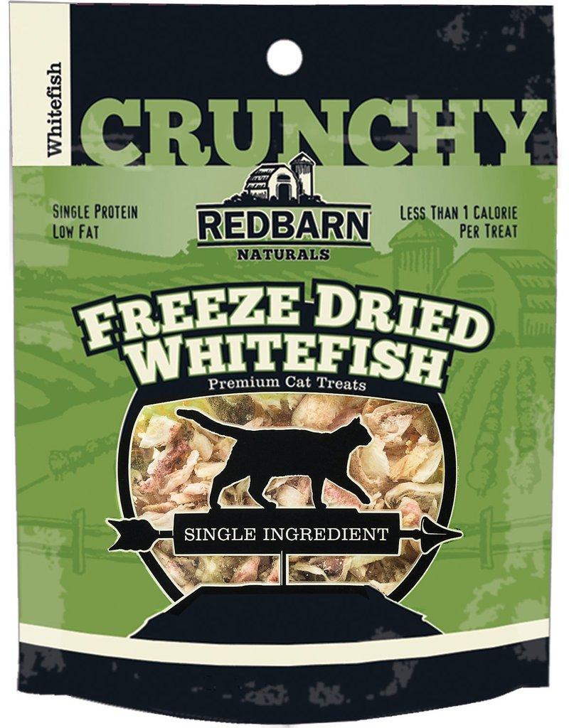 Red Barn RBP TREAT CT FD WH FISH .75OZ