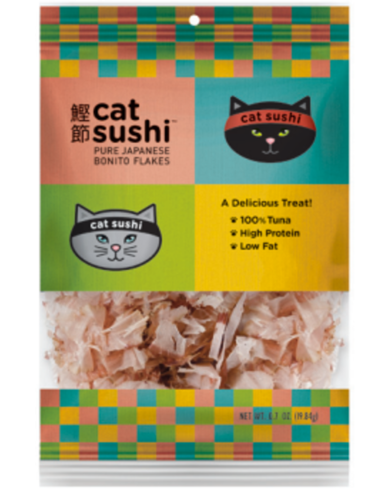 Cat Sushi Bonito Flakes  .7oz