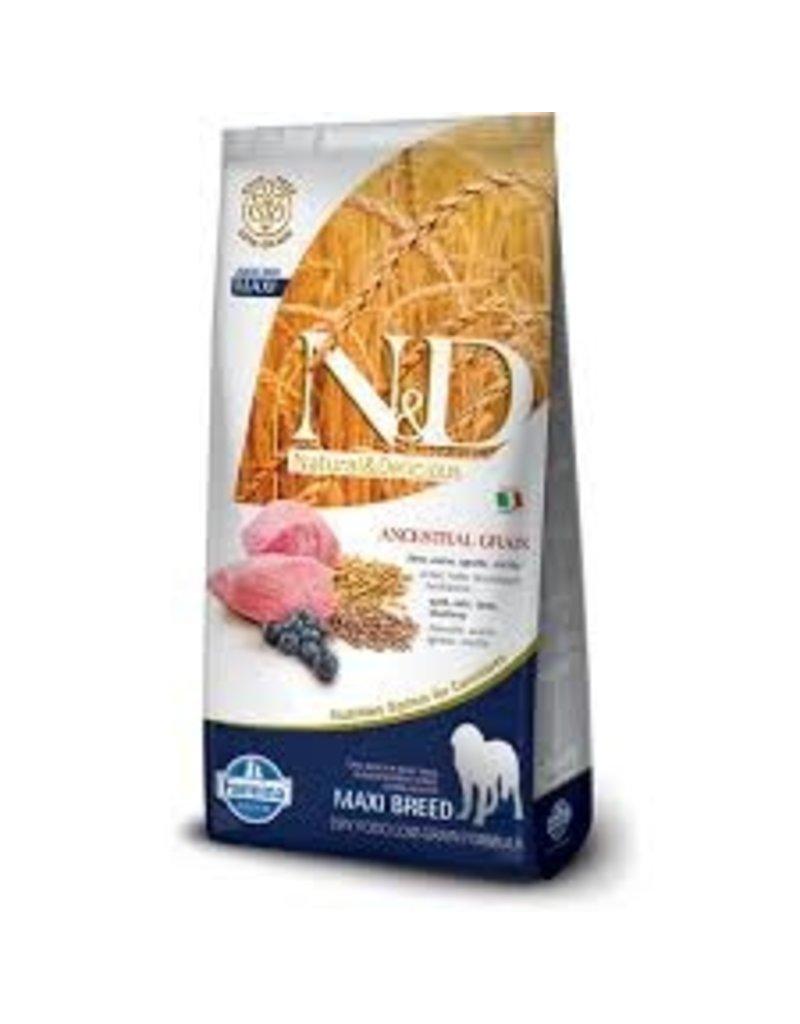Farmina Farmina N&D ancestral grain lamb 26.4 lb