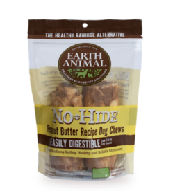 Earth Animal No Hide Peanut Butter Small 2 pack