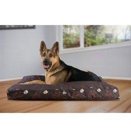 FurHaven XL Indoor/Outdoor Pillow Bark Brown