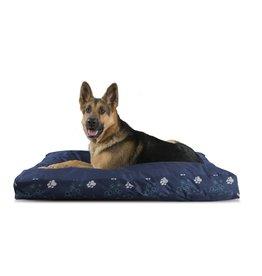 FurHaven XL Indoor/Outdoor Pillow Lapis Blue