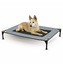 K&H Pet Products Medium Pet Cot Gray