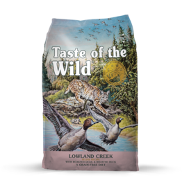 Taste of the Wild Lowland Creek Feline 5lb