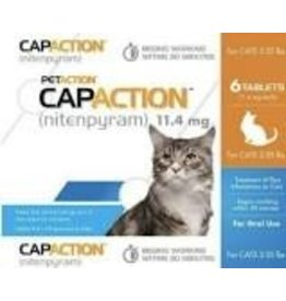 CapAction Cats 2-25lb
