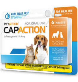 CapAction 2-25lbs