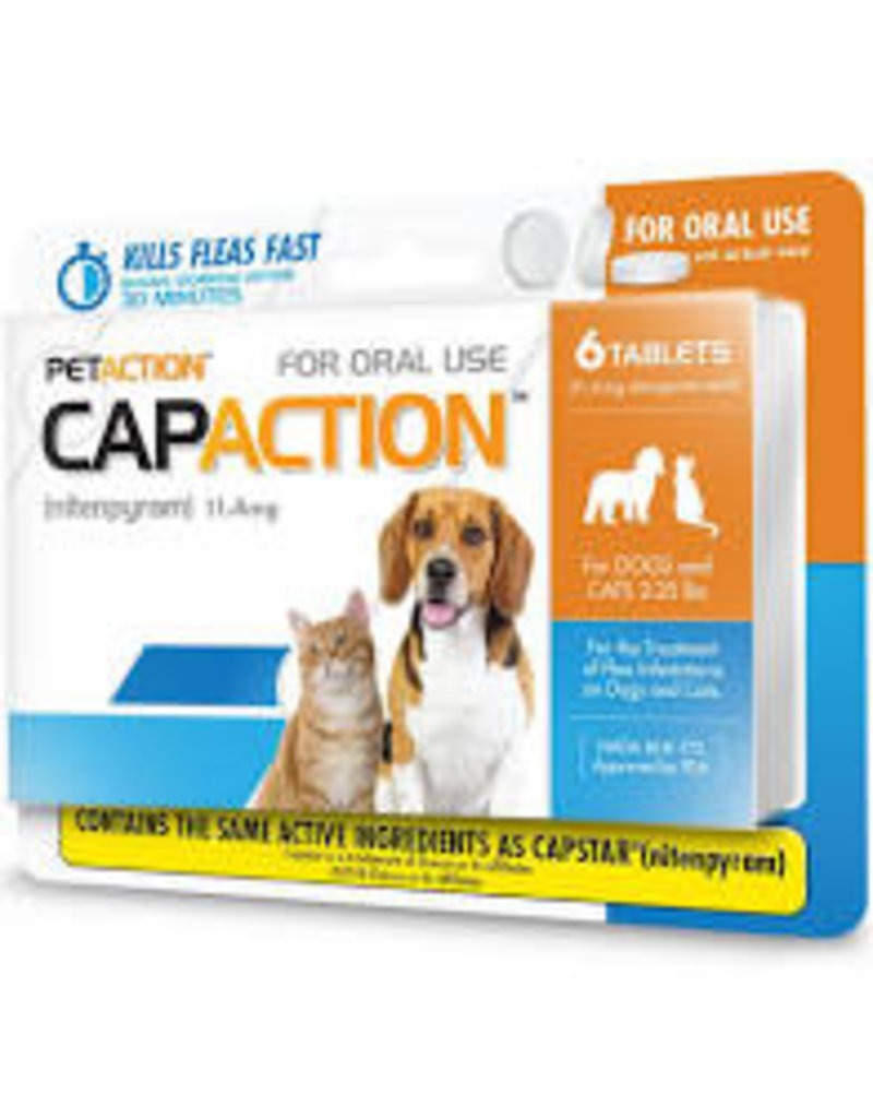 CapAction Cats & Dogs 2-25lb
